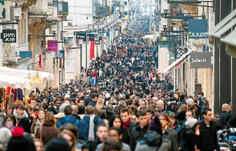 Soldes Bordeaux