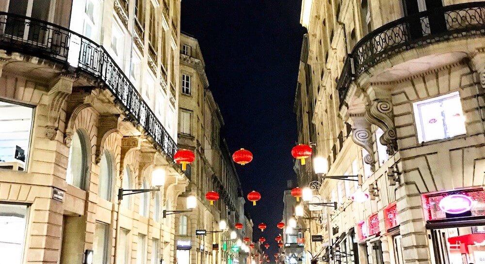 Nouvel An Chinois Bordeaux